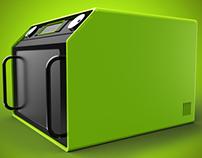 Ergonomic Microwave