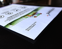 Dubaitex Flyer Design, Print Plus