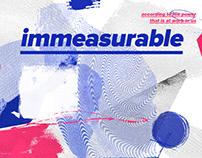 Immeasureable | Vision Sunday Branding