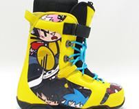 HUTCH Snowboard Boots