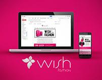 WISH FASHION - email mkt & enxoval peças digitais