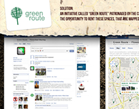 Green route -A city Project