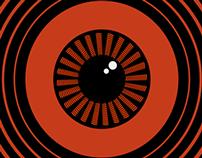 Lomax Eye Poster