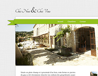 Bed and Breakfast website project