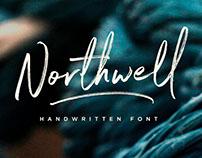 Northwell Handwritten Font