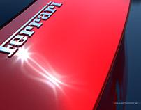 F12 Berlinetta CAS modeling