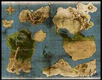 Mir map