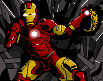 A Stark on The Iron Throne