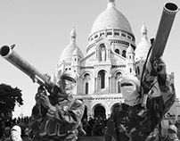 Mali War in Paris 18