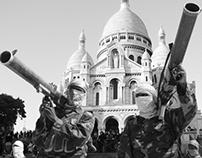 Mali War in Paris 18