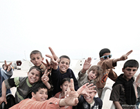 Syria... Bab Al-Salam refugee camp