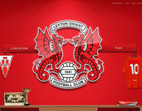 Leyton Orient fansite
