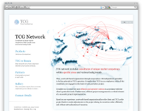 Website for Tromsø Consulting Group