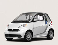 Smart fortwo, the best date place.