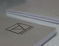 Identity branding for Vanguard Concept