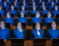 SillyC(l)one Academy - Auditorium