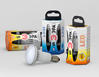 LED bulbs ERA