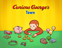 Curious George's Town