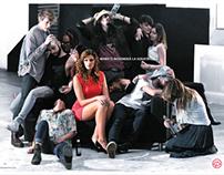 ASL Milano: No Drugs - Tesi di laurea IED 2013