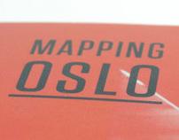 Mapping Oslo Magazine