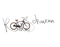 "print for T-Shirt ""Ride Schwinn"""