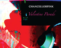 Chancellorpink 'Valentine Parade' Album Design