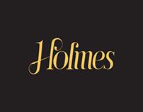 HOLMES - Identidade Visual