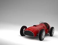1950 Ferrari 375 F1