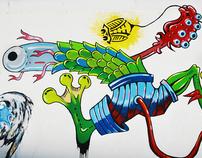 Criollos Arte en la Ciudad