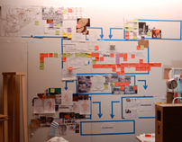 The Data Visualization Wall