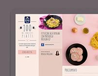 100 di questi piatti - Mortadella Bologna / Minisite