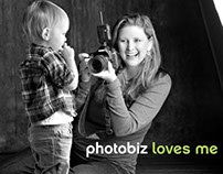 Magazine Ad - PhotoBiz Loves Me Campaign - Sarah Petty