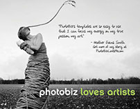 Magazine Ad - PhotoBiz Loves Me - Heather Evans Smith
