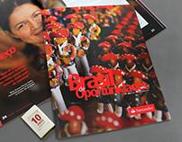 Santander - book 10 years of Microcrédito