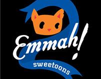 Emmah! Logotipo y Variaciones