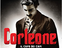 Corleone Packaging and Advertising Materials