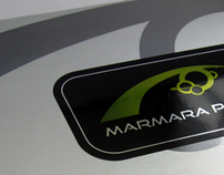 Marmara Park: Branding + Graphic Novel