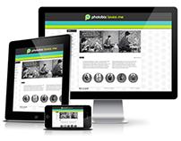 Web Design - PhotoBiz Loves Me Campaign