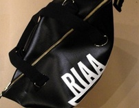 Large Tote Bag - for RIAA