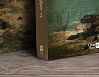 As minhas Memórias - Hardback cover design