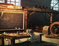 Tesla's Lab