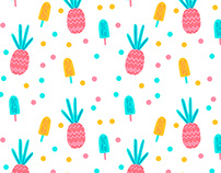 VIP Pool Party Pattern