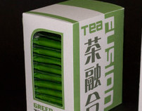 Tea Fusion Packaging