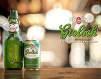 Grolsch - Quality Liner