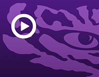 LSU Video Intros