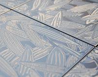 Leafy | Metal Tiles
