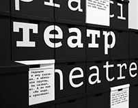 Installation for the Praktika Theatre