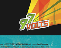 97Volts Energy Drink