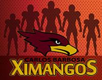 Carlos Barbosa Ximangos - Time de Futebol Americano