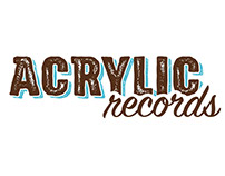 Acrylic Records logo